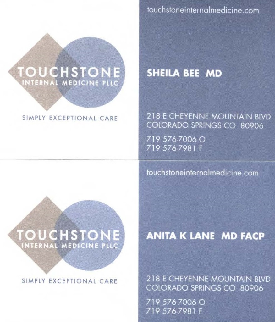 touchstone medical ad